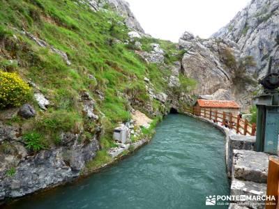 Ruta del Cares - Garganta Divina - Parque Nacional de los Picos de Europa;rutas de senderismo